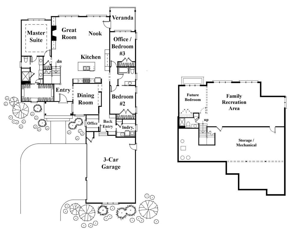 Home-a-rama 2015 Floor Plan