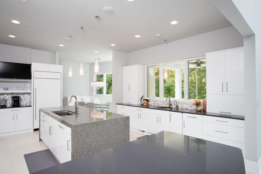Kitchen & Bars Gallery - Williams Custom Art Builders