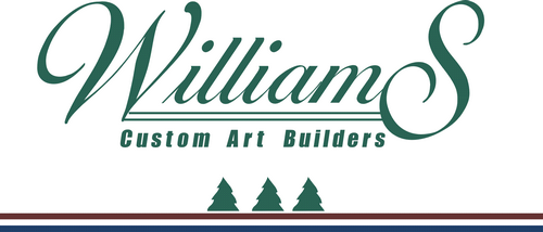 Williams Custom Art Builders - New Website